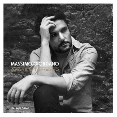 Massimo Giordano CD cover