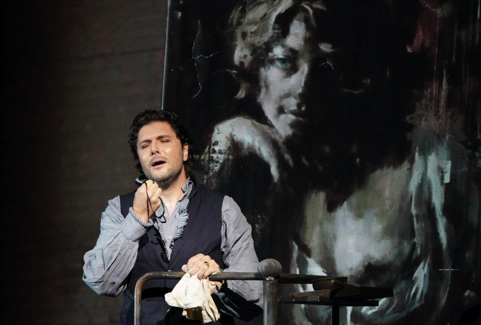A vibrant interpretation of Cavaradossi at San Francisco Opera for Massimo Giordano